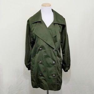 Cabi 5478 Expedition Jacket forest green coat med